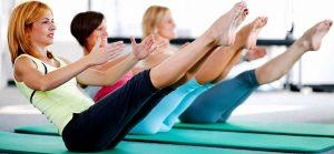 Pilates @ Salle des Tourelles | Fontaine-le-Bourg | Normandie | France